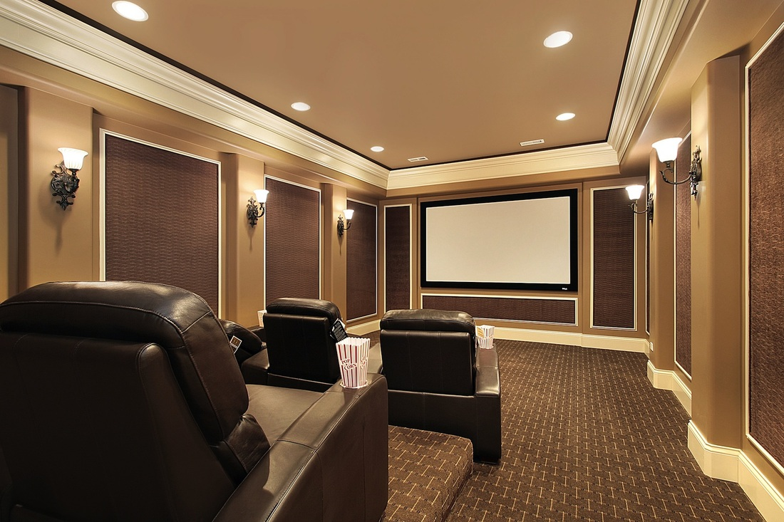 Home Theaters in Central Oregon